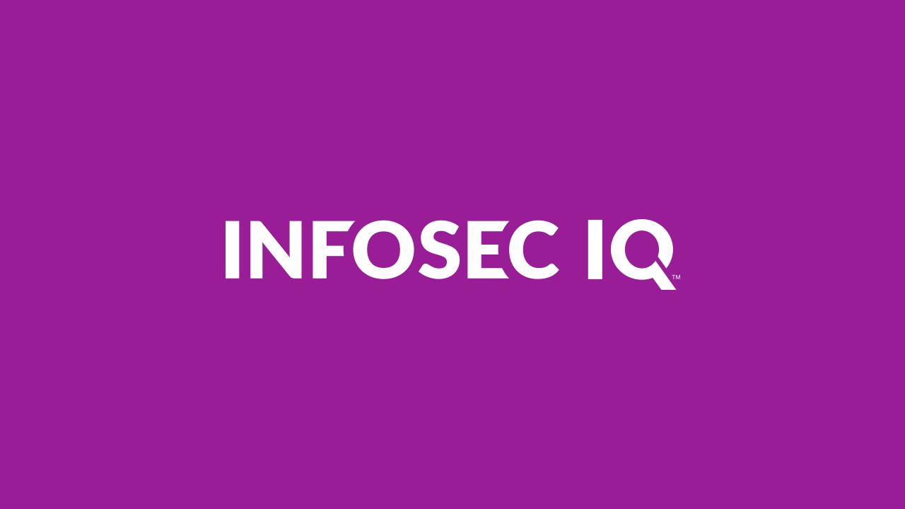 InfosecIQ 12-Month Program Plan