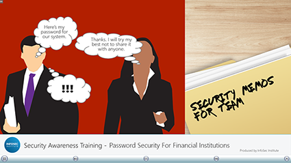 Password Security for Financial Institutions