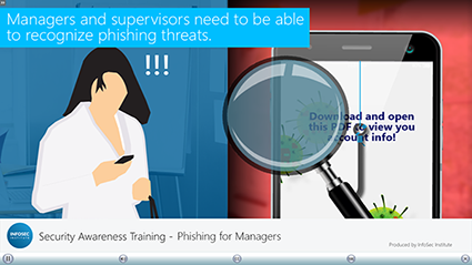 Phishing for Managers