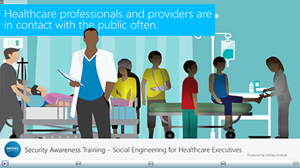 Social Engineering for Healthcare Executives