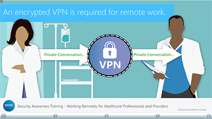 Working Remotely for Healthcare Professionals And Providers