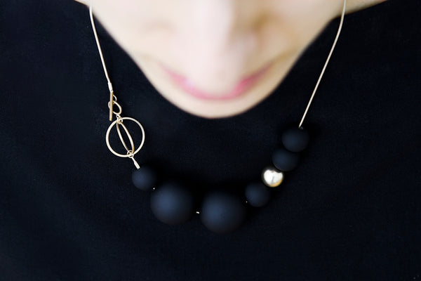Orbits necklace