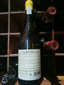 Cartology 2017 White blend