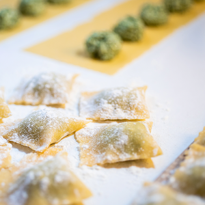 Spinach and 3 Cheese Ravioli
