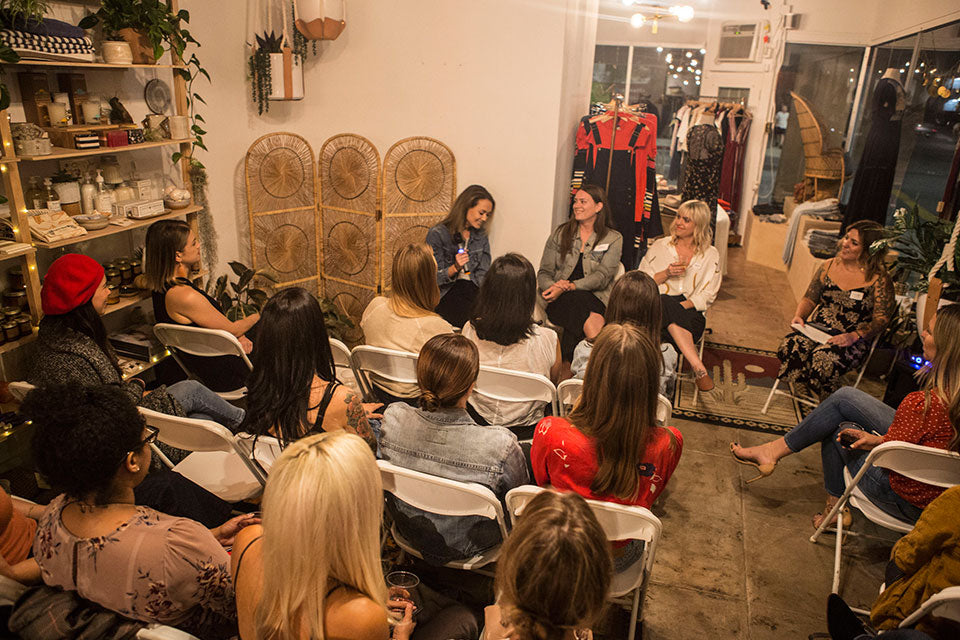 Prism Boutique Girls Night In Event