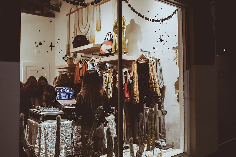 After Hours at Prism Boutique with Amuse Society