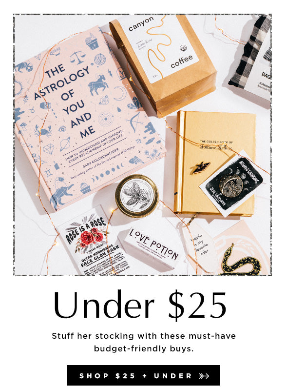 Shop Gifts Under $25 at Prism Boutique
