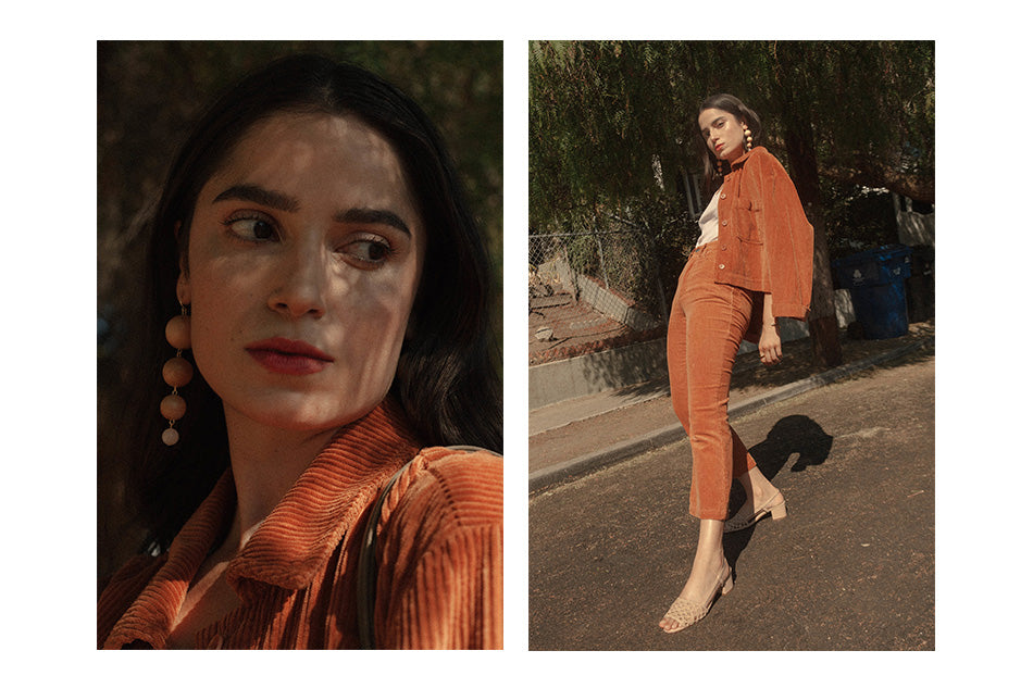 Prism Boutique x LACAUSA Fall Collection Lookbook