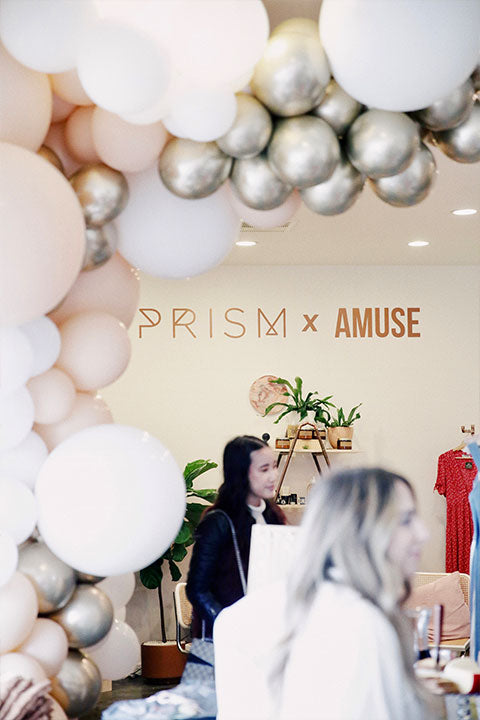 Recap: Amuse Society x Matisse Launch Party at Prism Boutique