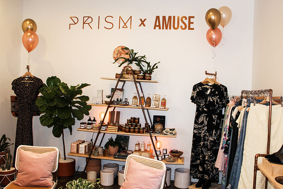 Recap: Prism x Amuse OC Pop Up Shop Grand Opening Party