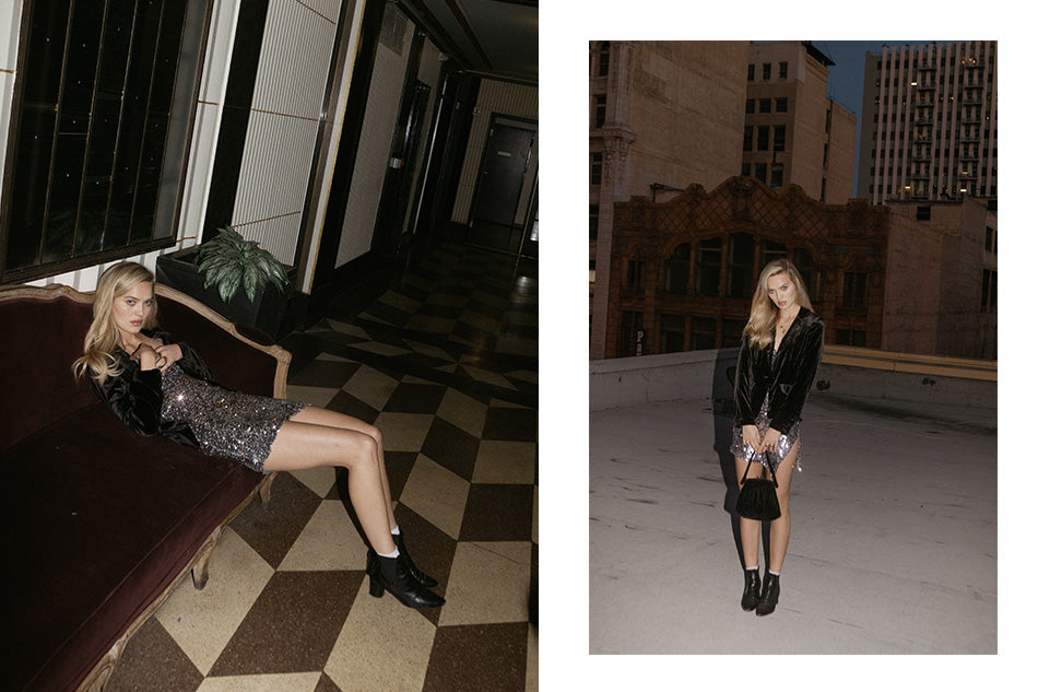 Prism Boutique Gimme The Night Collection