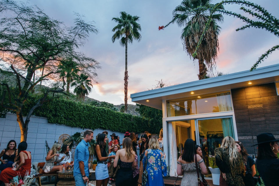 Recap: Prism Desert House Sunset Kick-Off