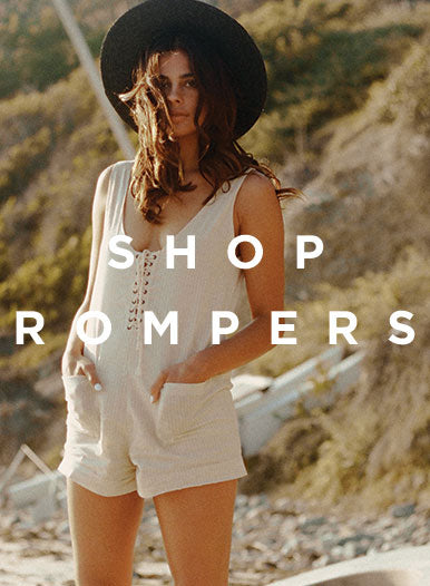 Shop Summer Rompers and Jumpsuits at Prism Boutique