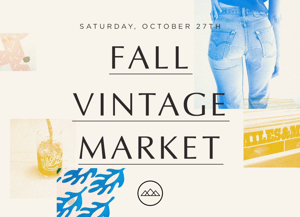 Prism Boutique Fall Vintage Market