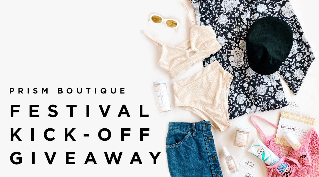 Prism Boutique Festival Kick-Off Giveaway!