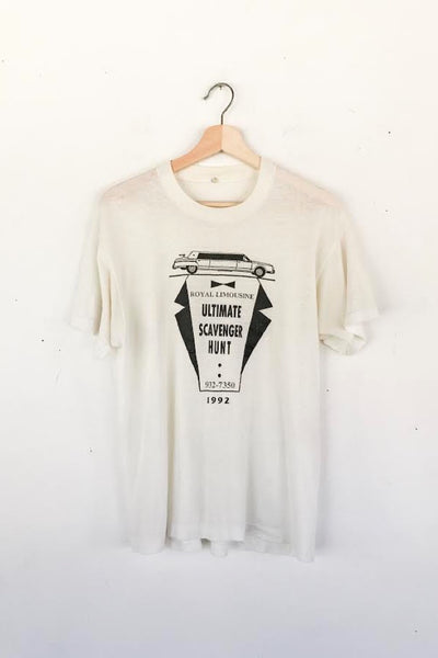 Royal Limo Tee