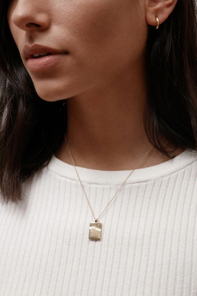 Gold Sonder Necklace