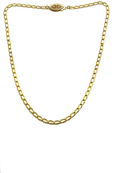 Gold PYT Necklace