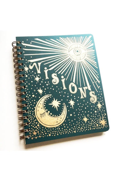 Visions Spiral Notebook