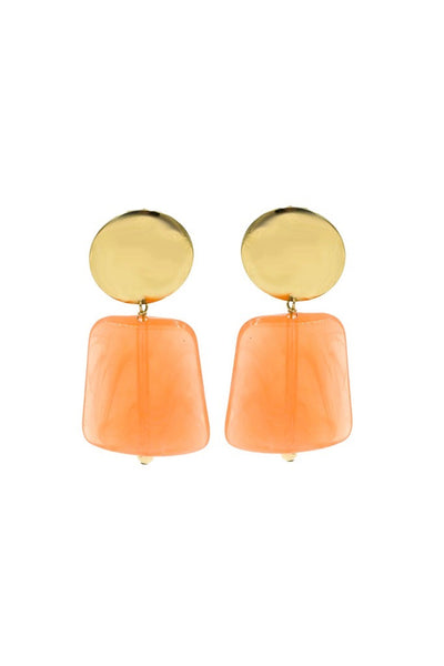 Coral Bell Earrings