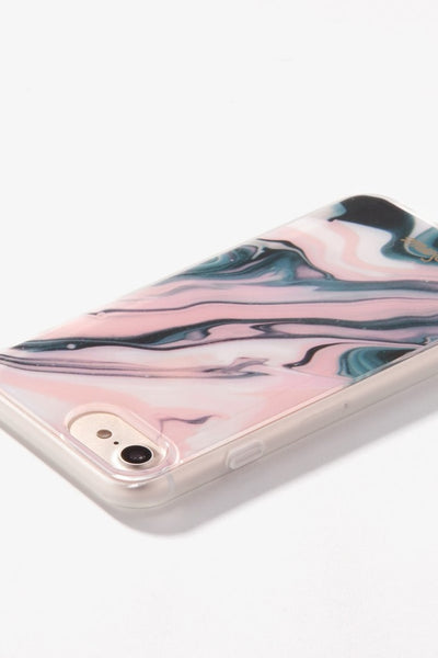 Blush Quartz iPhone Case
