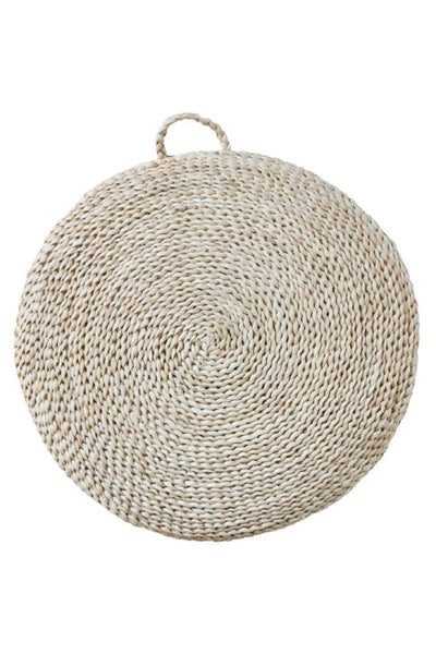 Straw Floor Cushion