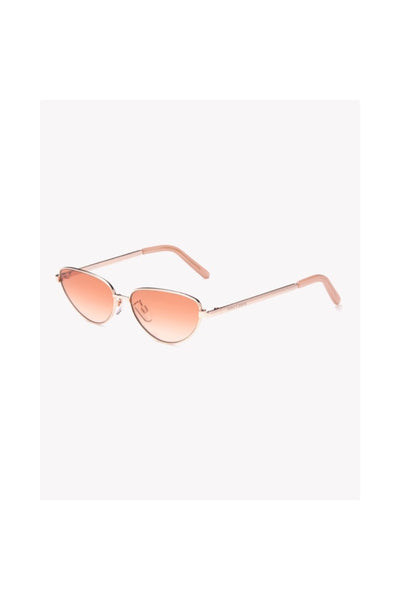 Peach Cassady Sunglasses