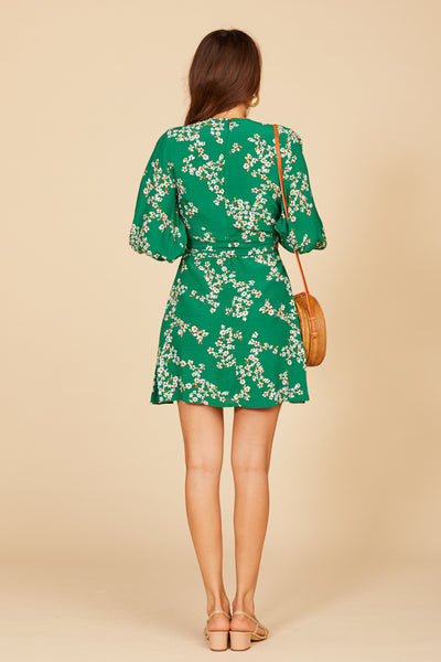 Cap Estel Floral Margot Dress