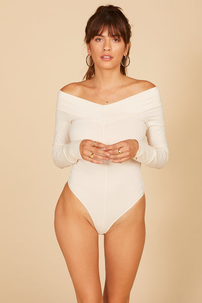 Natural Zone Out Bodysuit