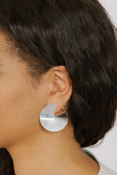 Silver Mira Earrings
