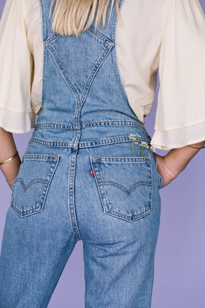 Hey Shorty Mom Overalls
