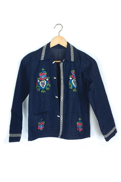 Hacienda Embroidered Jacket