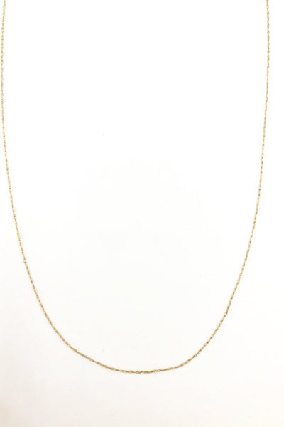 14k Monica Chain Necklace