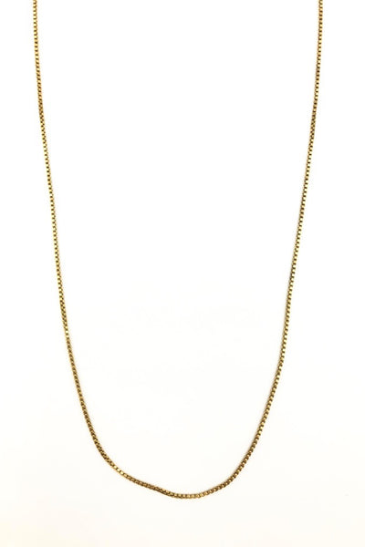 Gold Estate Necklace