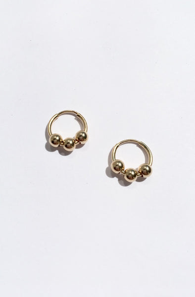XS Triple Ball Hoops
