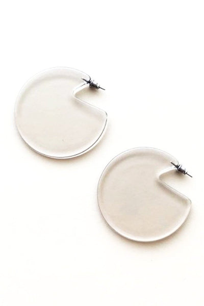 Lucite Clare Earrings