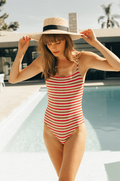 Morocco Shimmer One Piece