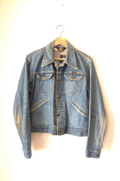 Maverick Jean Jacket