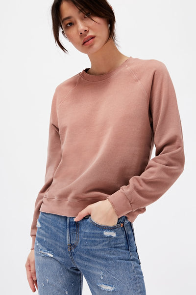 Distressed Tart Surf Sweatshirt