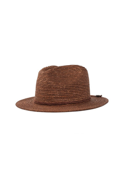 Antique Copper Lera Fedora
