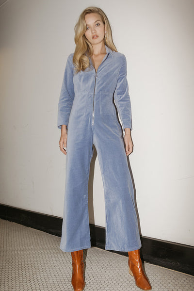 Blue Paufi Jumpsuit