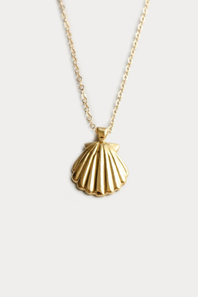 Gold Marcel Necklace