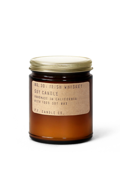 Irish Whiskey Candle