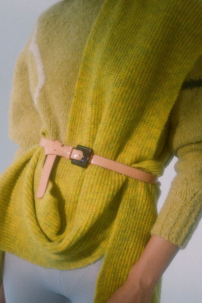 Soft Pink Cali Belt