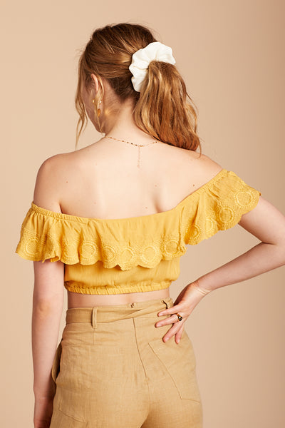 Honey Front Row Top