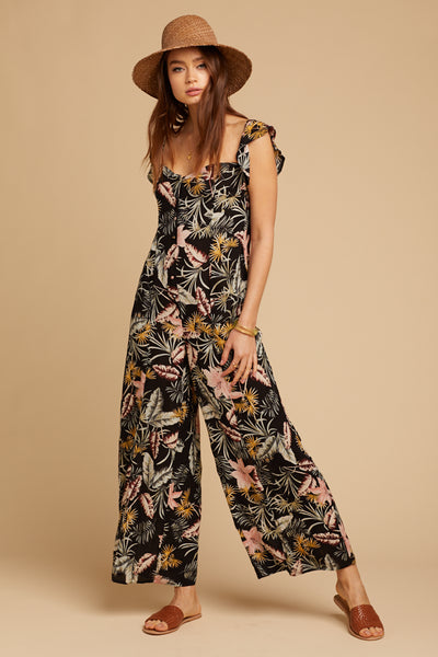 Black Paz Jumpsuit