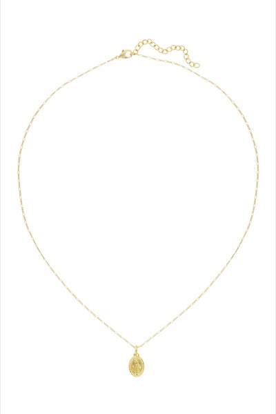 Gold Paloma Necklace