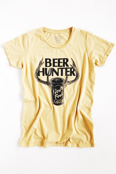 Gold Dust Beer Hunter Tee