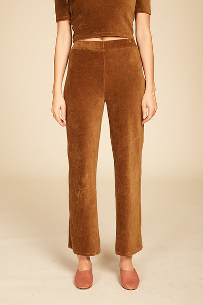 Brown Paloselfi Pant