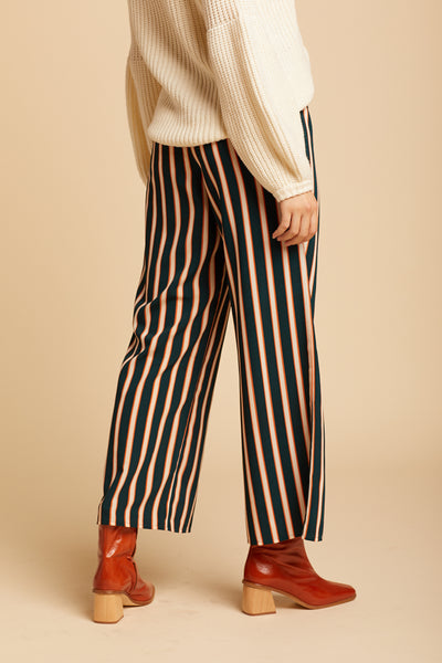 Emerald Earn Your Stripes Pant